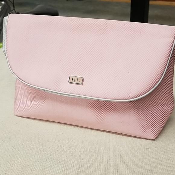 1f01595406d6 Ralph Lauren Cosmetics Bag. M 5b84993f03087c90613294a8